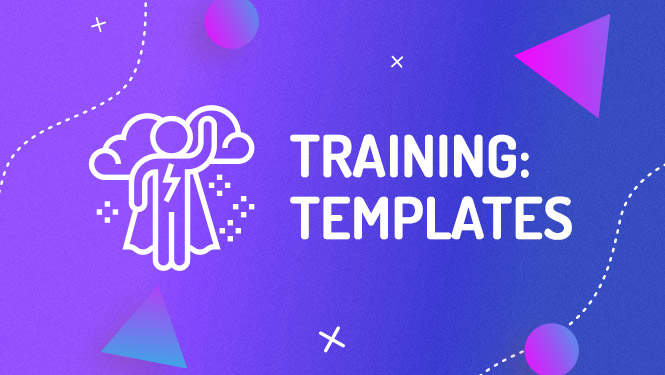 Training: How to use templates in Mailchimp