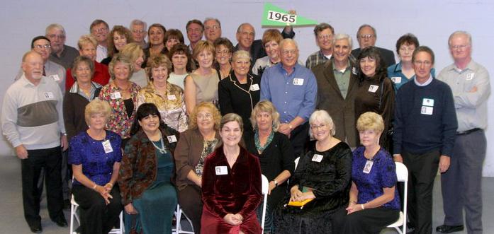 Nov 11, 2006, All Burroughs Reunion