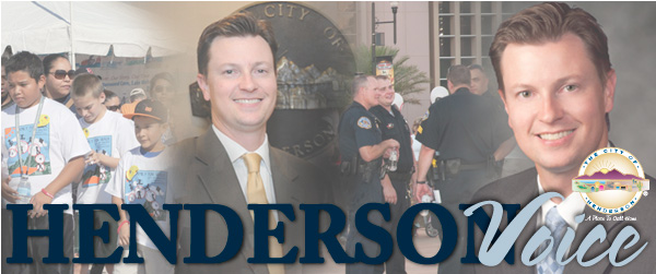 City of Henderson: A Place to Call Home
