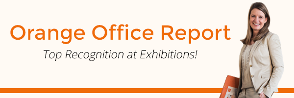 Orange Office Report by Heike Hartz, HQuadrat Solution