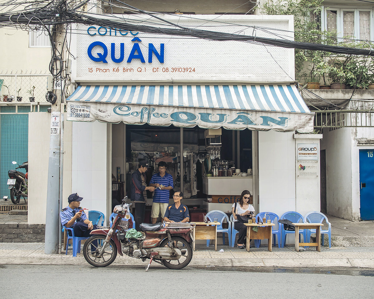 RAD AND HUNGRY: Coffee Vietnam 1