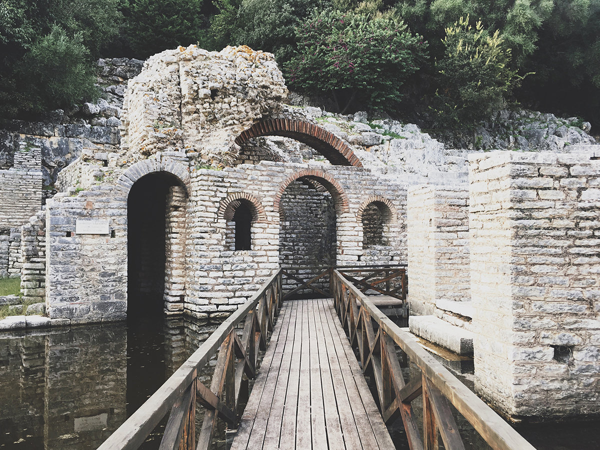 RAD AND HUNGRY: Albania, Butrint