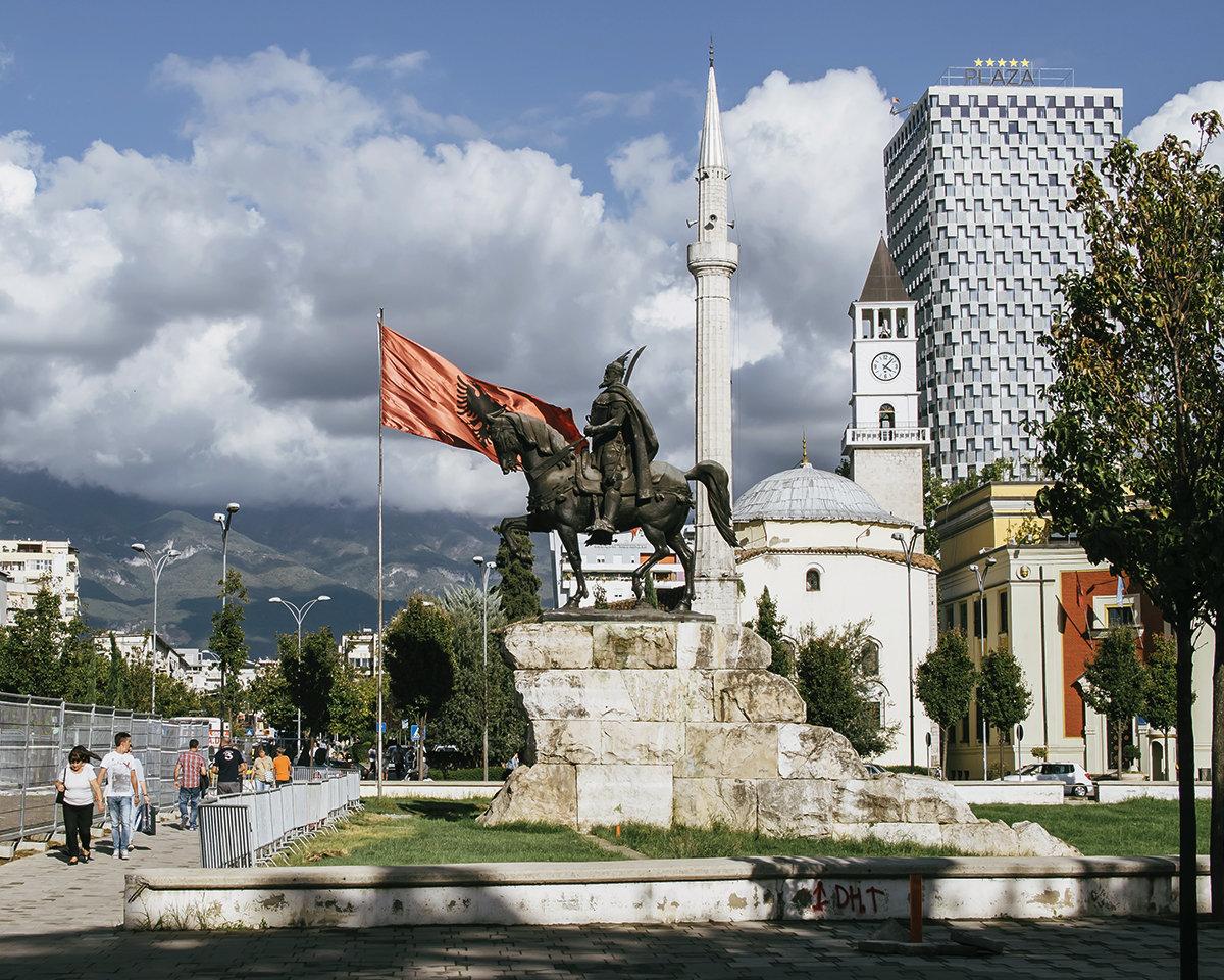 RAD AND HUNGRY: Albania Snaps 1