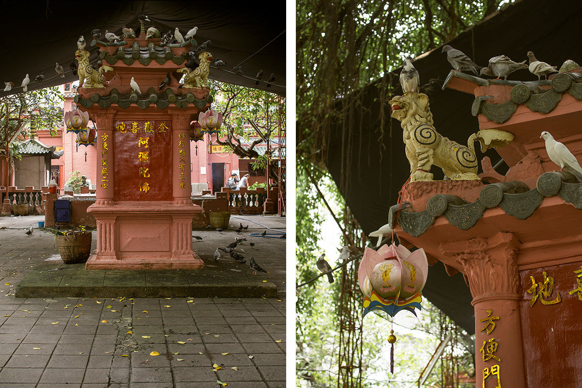 RAD AND HUNGRY: Jade Pagoda in Ho Chi Minh City