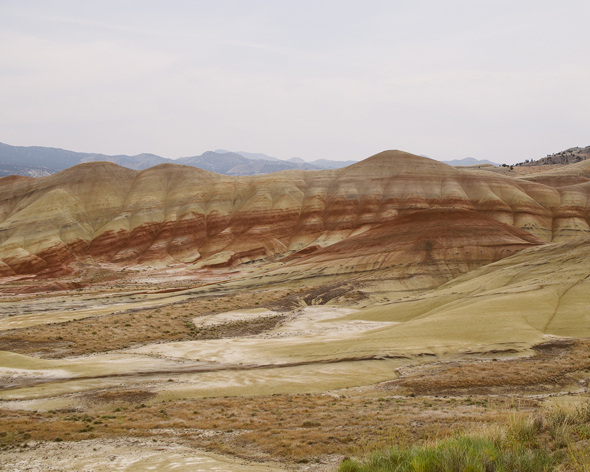 RAD AND HUNGRY: Painted Hills