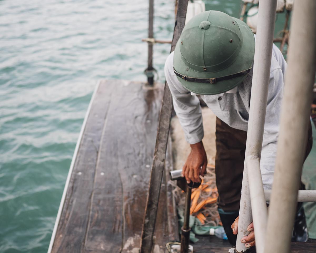 RAD AND HUNGRY: Halong Bay 19