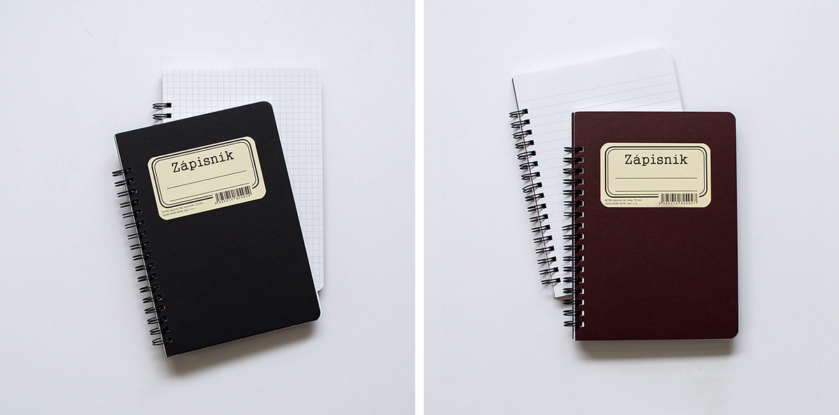 RAD AND HUNGRY: STMT X Czech Republic Notebooks 1