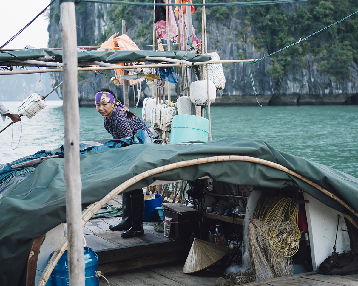 RAD AND HUNGRY: Halong Bay 9