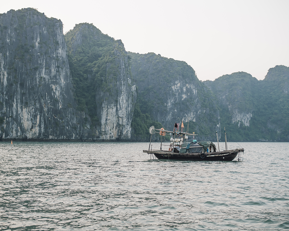 RAD AND HUNGRY: Halong Bay 1