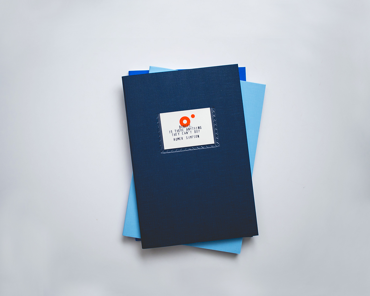 STMT X Greece Kit_Aegean Blue Notebook