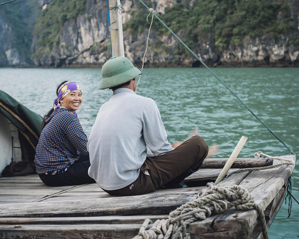 RAD AND HUNGRY: Halong Bay 6