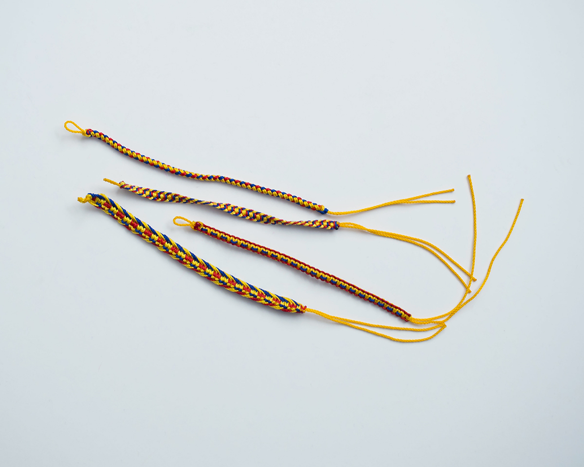 RAD AND HUNGRY: STMT X Romania Friendship Bracelets