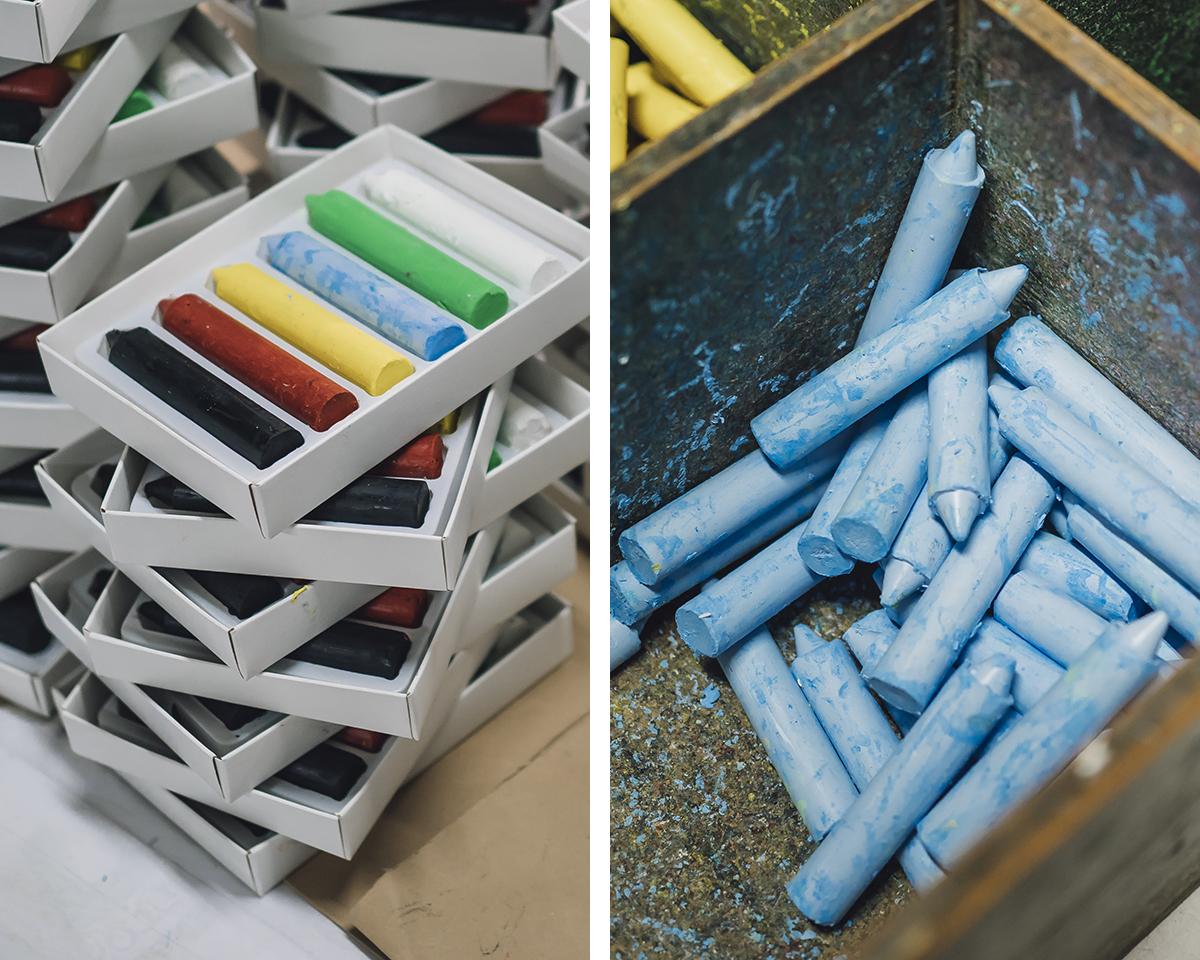 RAD AND HUNGRY: Papelaria Crayons