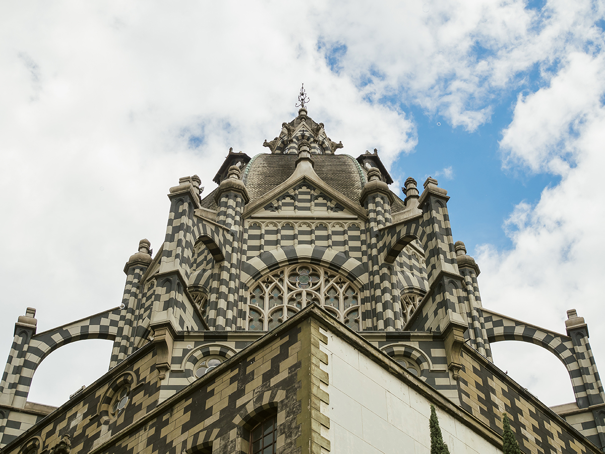 RAD AND HUNGRY:  Rafael Uribe Uribe Palace of Culture, Medellin