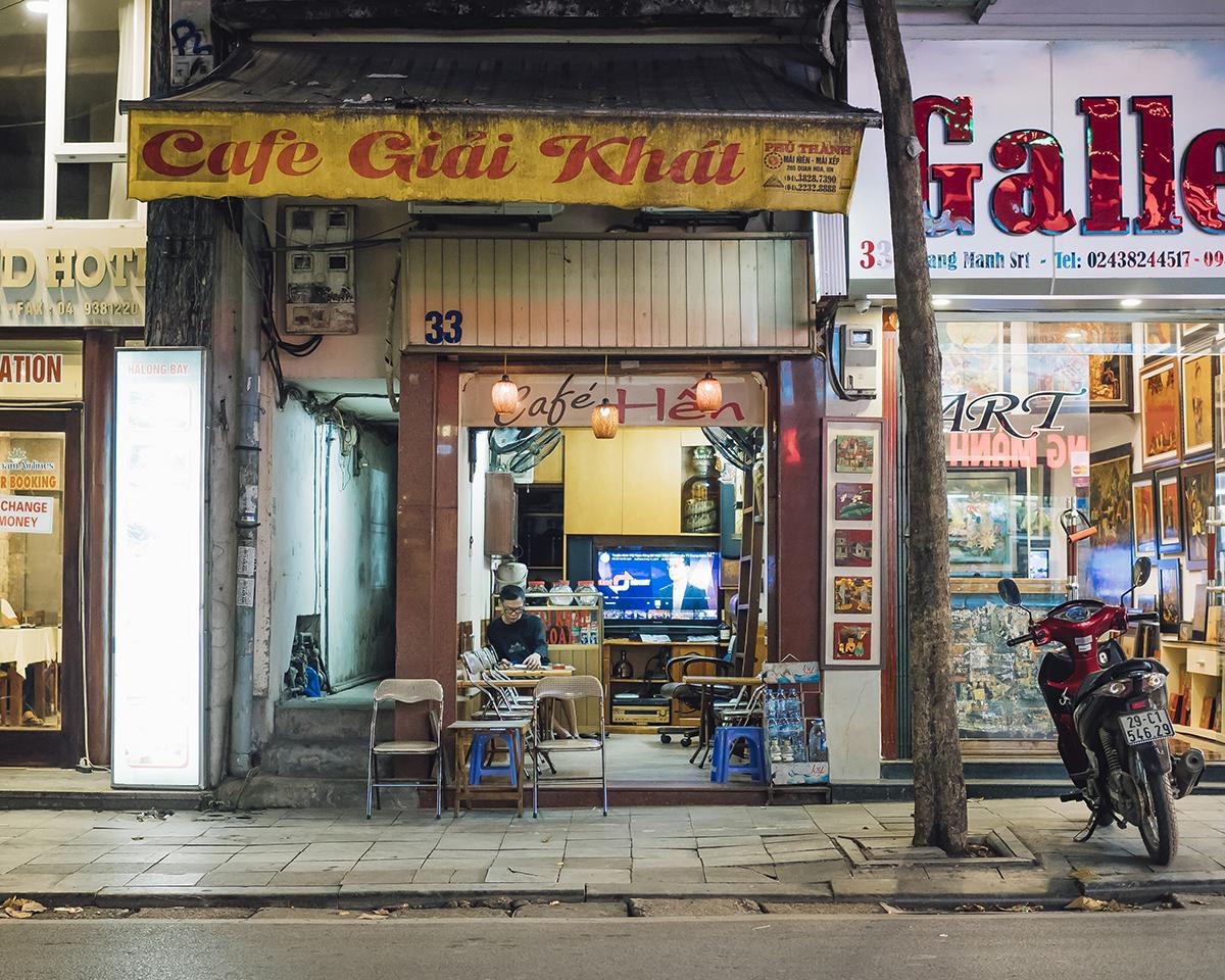 RAD AND HUNGRY: Cafe Hên, Hanoi