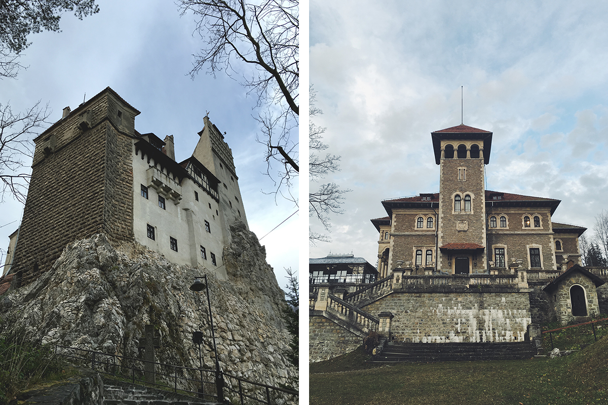 RAD AND HUNGRY: Bran Castle