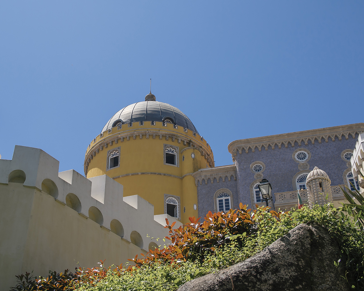 RAD AND HUNGRY: Pena Palace, Sintra