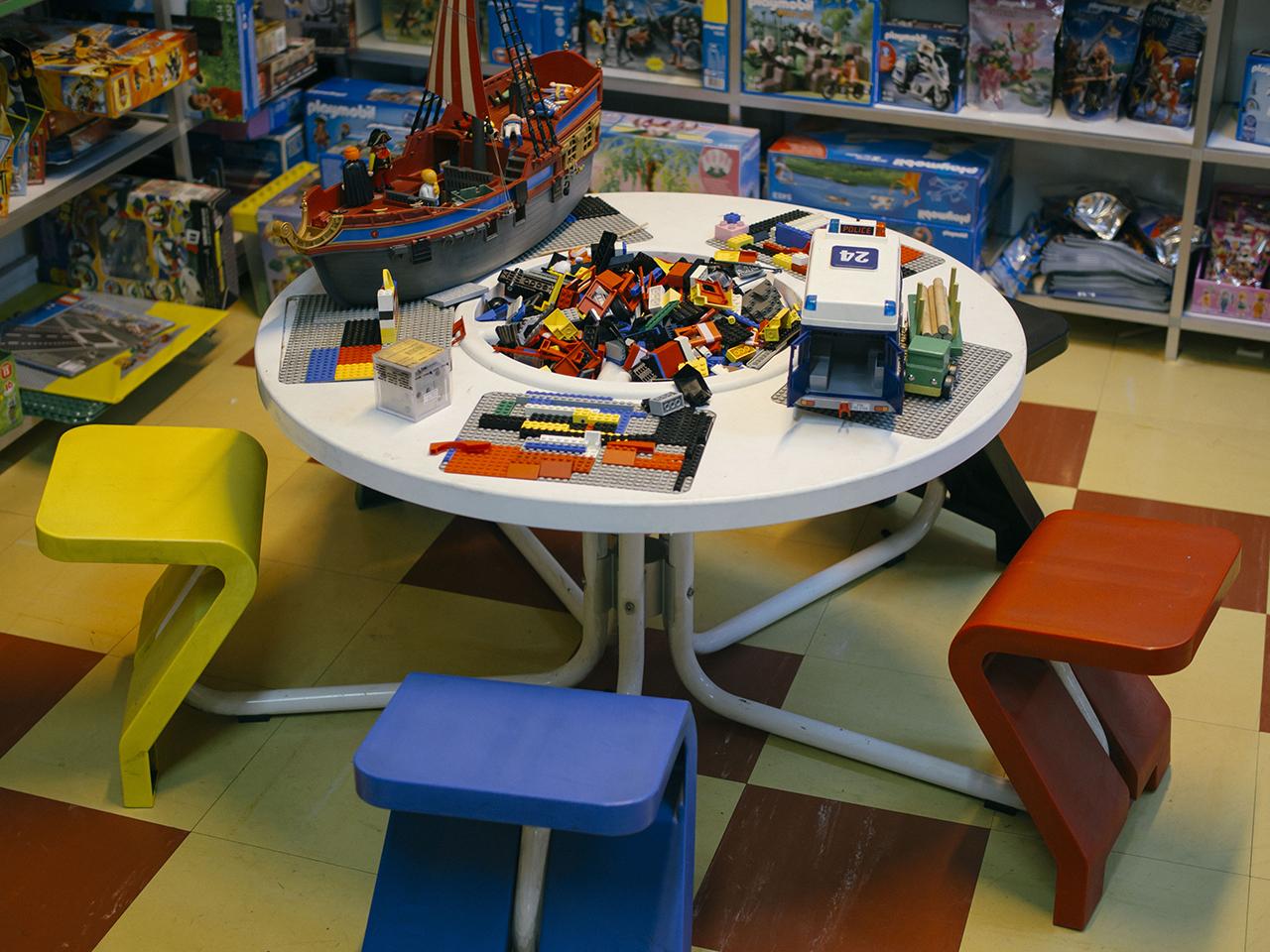 RAD AND HUNGRY: Gnosi Bookstore Children's Area