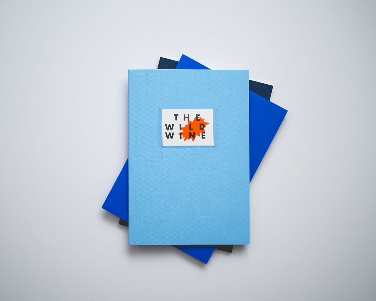 STMT X Greece Kit_Minoan Blue Notebook