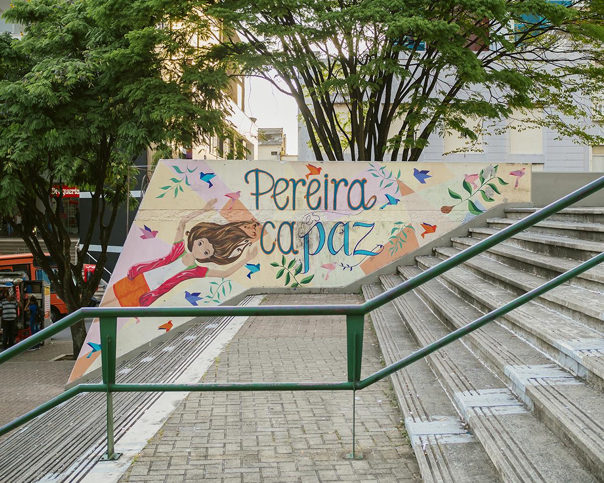 RAD AND HUNGRY: Plaza Victoria 2, Pereira