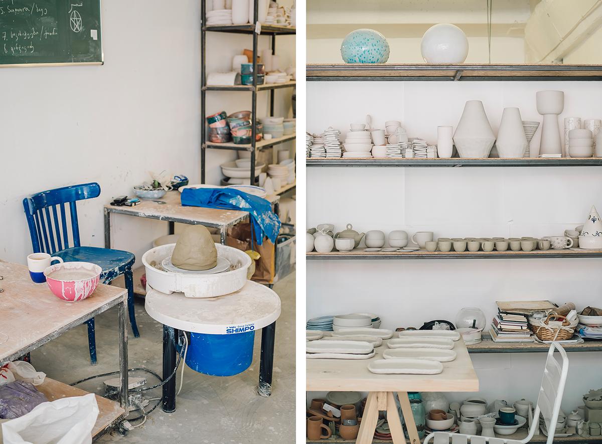 RAD AND HUNGRY: Fabrika Hostel & Ceramic Studio 1300 1