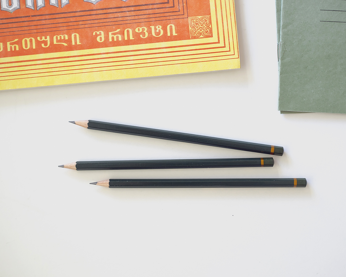 RAD AND HUNGRY: STMT Kit x Georgia, Pencils 34