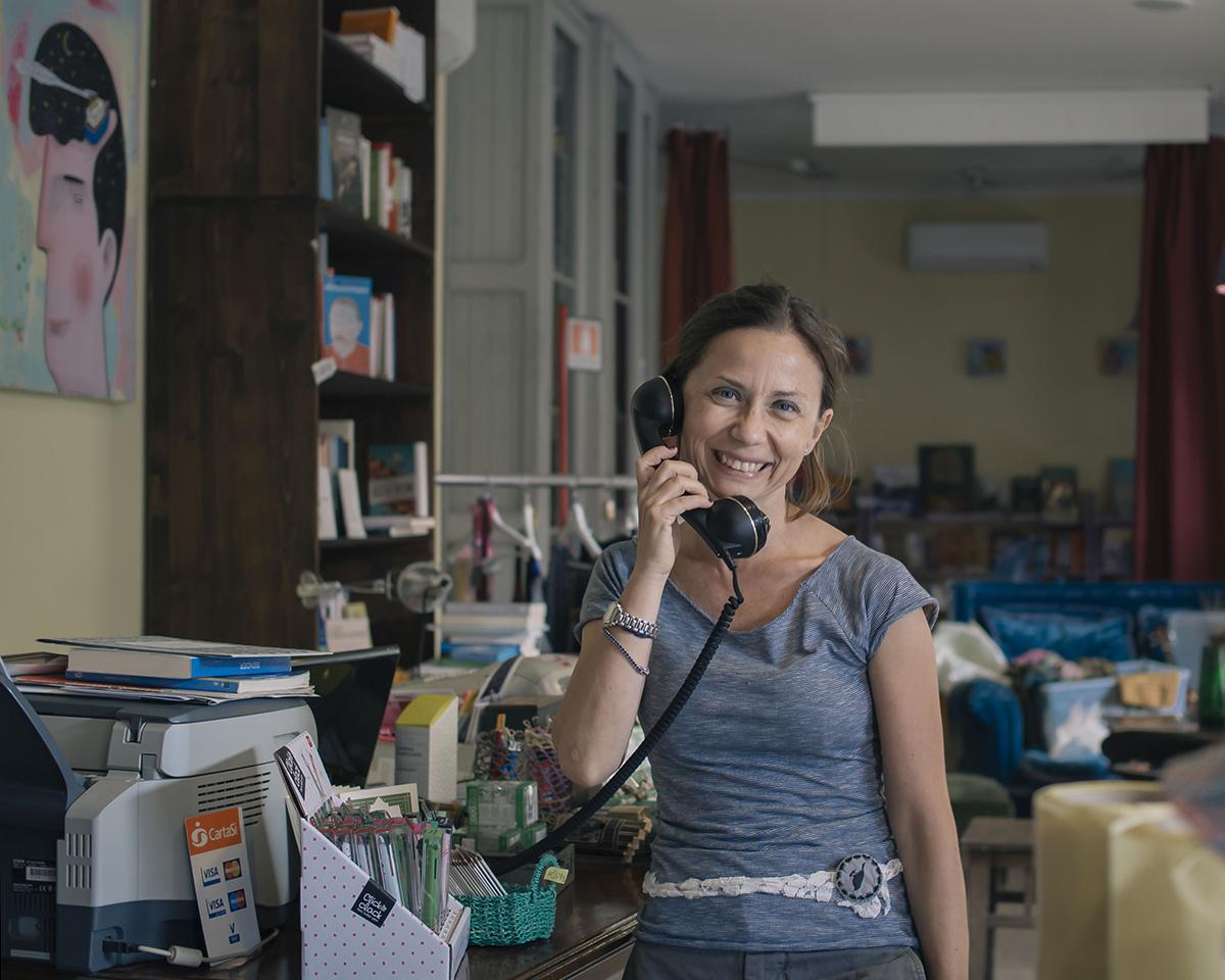 RAD AND HUNGRY: Silvia Dionisi, L'Altracittà