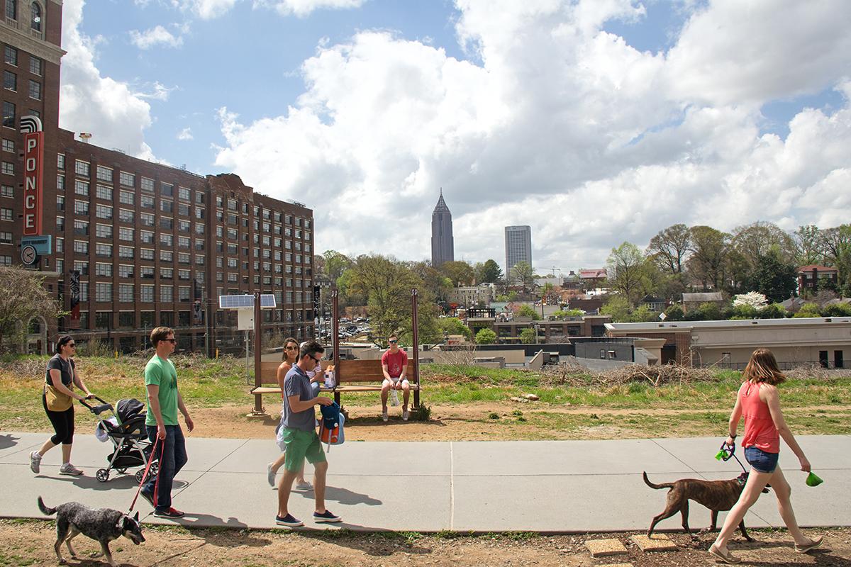 RAD AND HUNGRY: Atlanta BeltLine