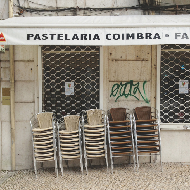RAD AND HUNGRY Travel Short, Pastelaria Coimbra in Lisbon, Portugal