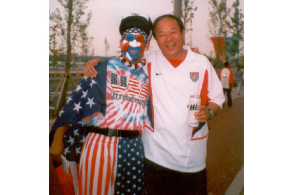 RAD AND HUNGRY US Game World Cup 2002