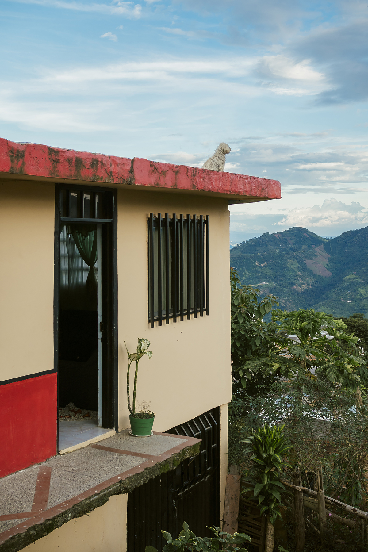 RAD AND HUNGRY: Santuario View