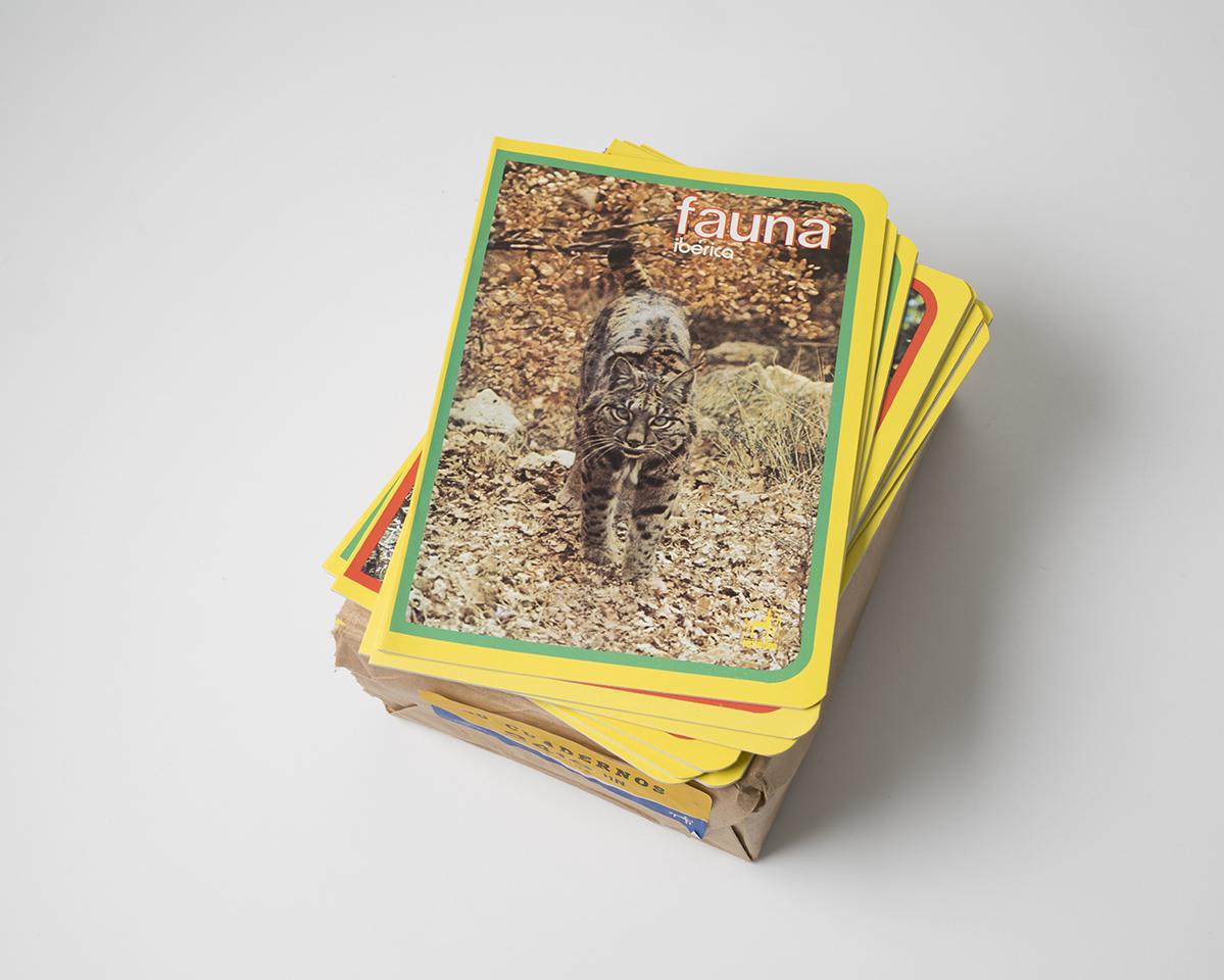 RAD AND HUNGRY: Centauro Cuadernos Fauna 1