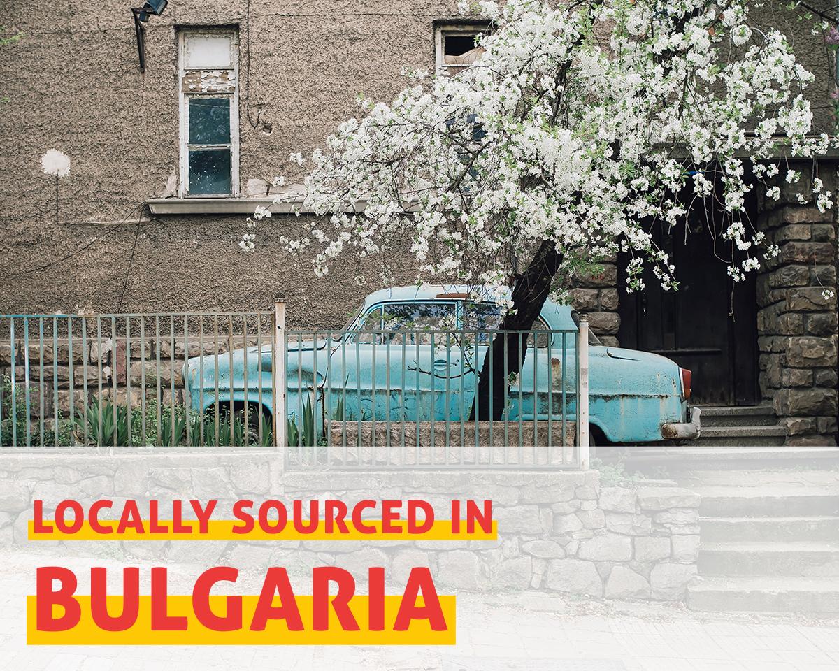 RAD AND HUNGRY: Sofia, Bulgaria