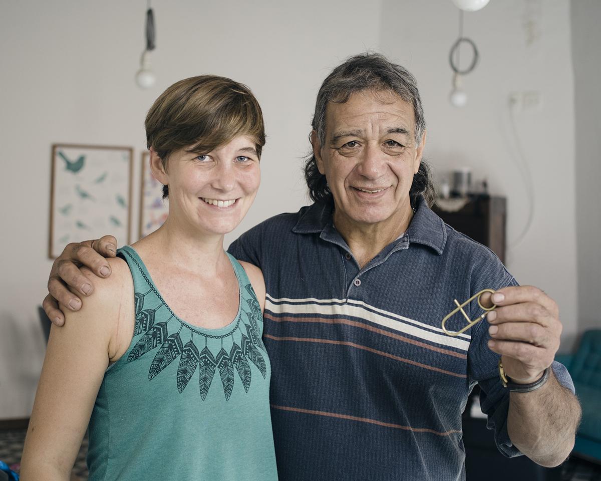 RAD AND HUNGRY: Ewa Preister & Jorge