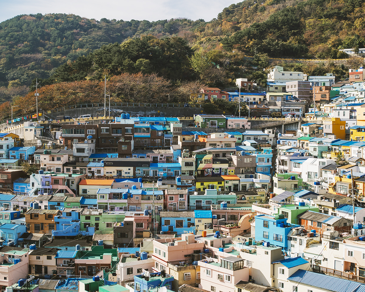 RAD_AND_HUNGRY: Gamcheon_Culture_Villiage_23