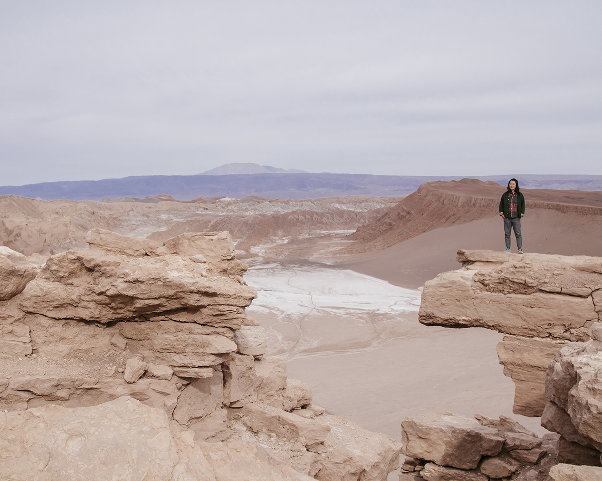 RAD AND HUNGRY: Coyote Ledge, San Pedro Atacama