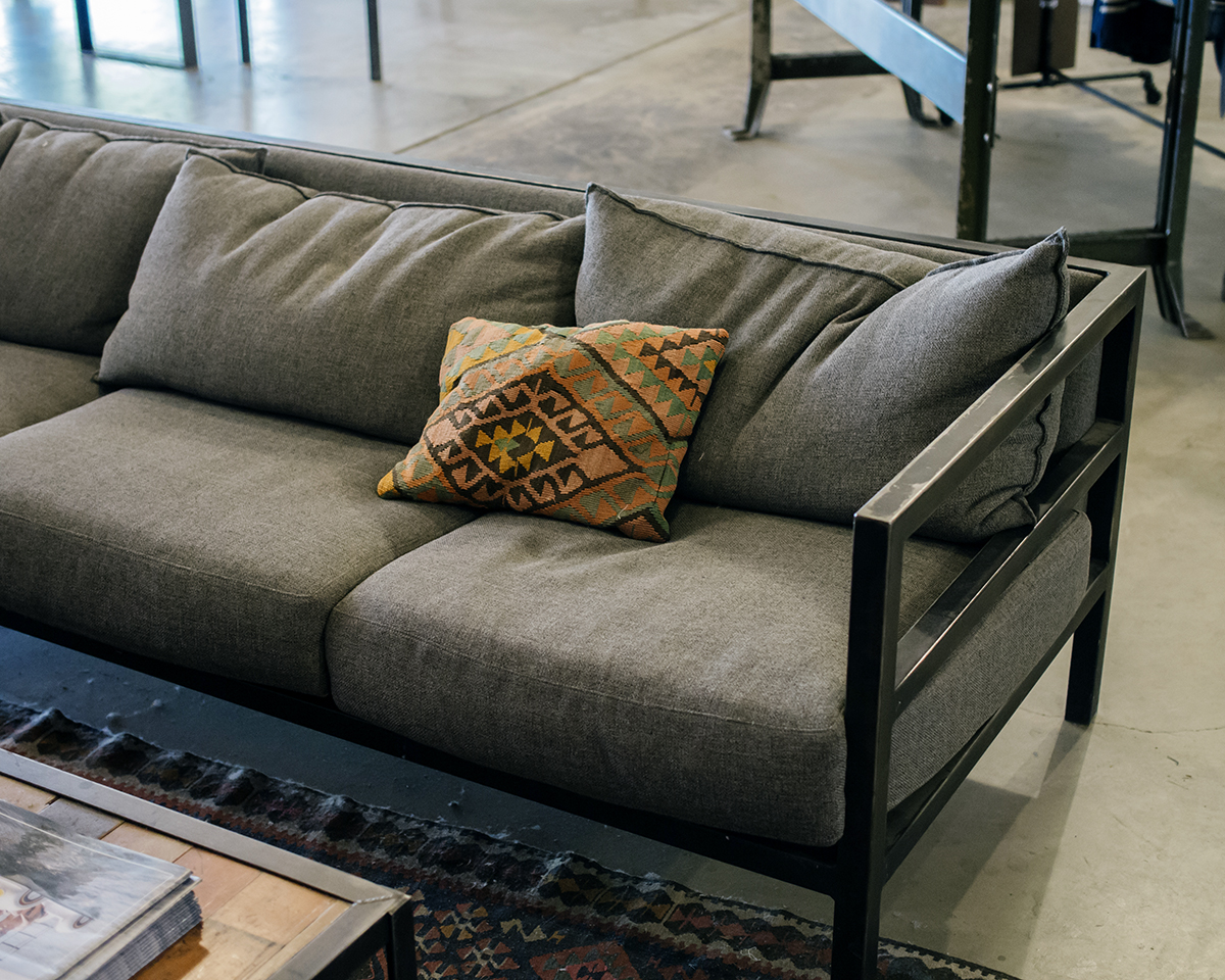 RAD AND HUNGRY: Brackish Sofa