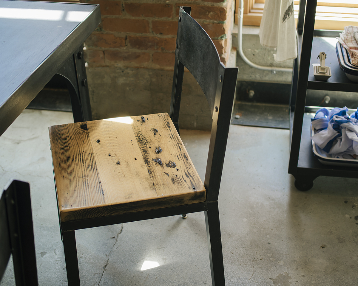 RAD AND HUNGRY: Brackish Dining Chair