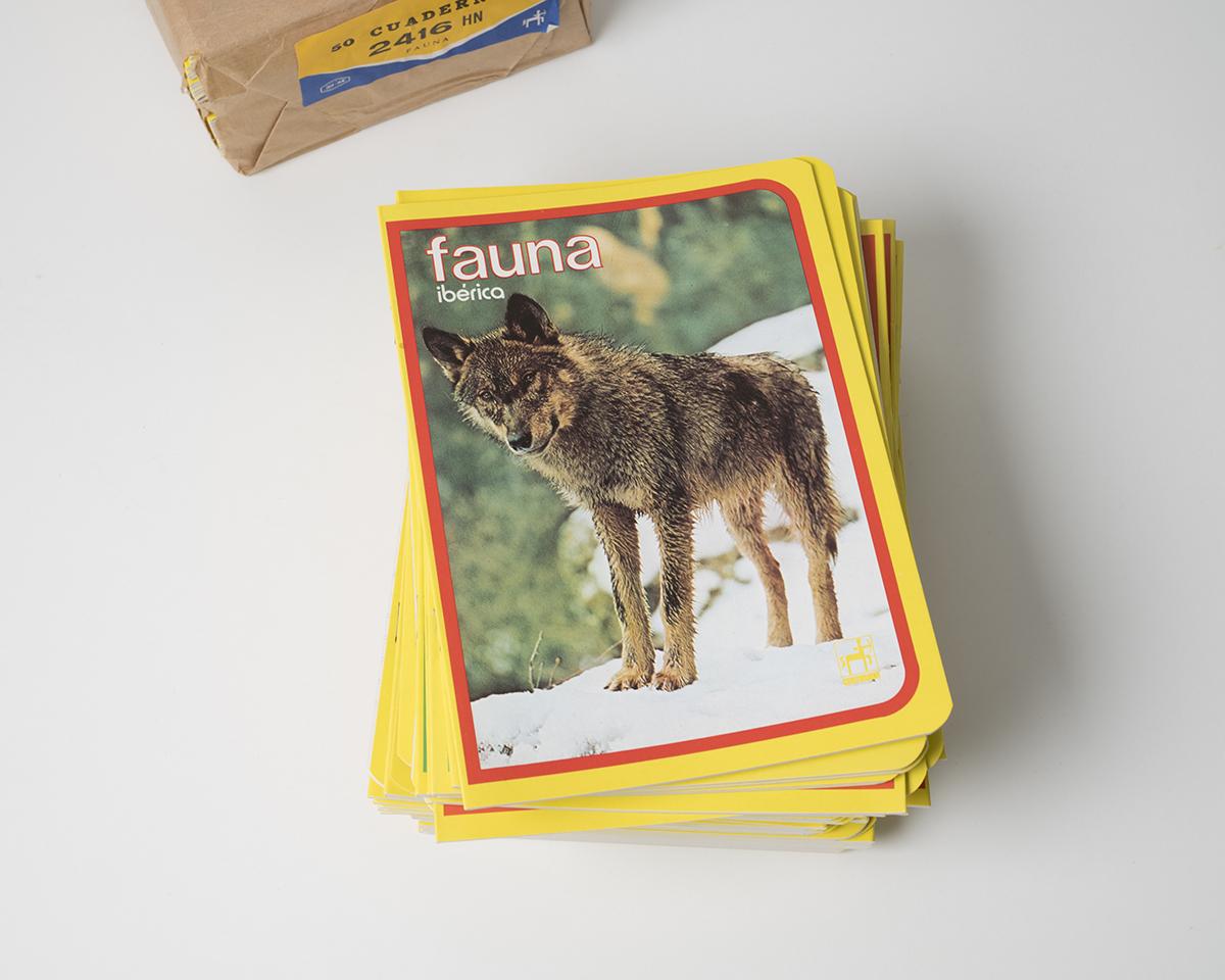 RAD AND HUNGRY: Centauro Cuadernos Fauna 2