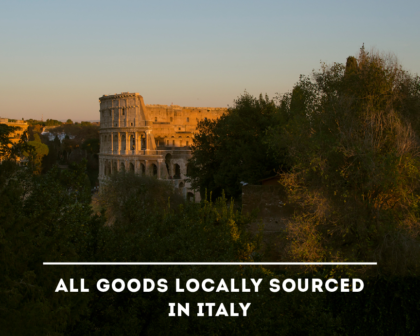 RAD AND HUNGRY: Locally Sourced in Italy