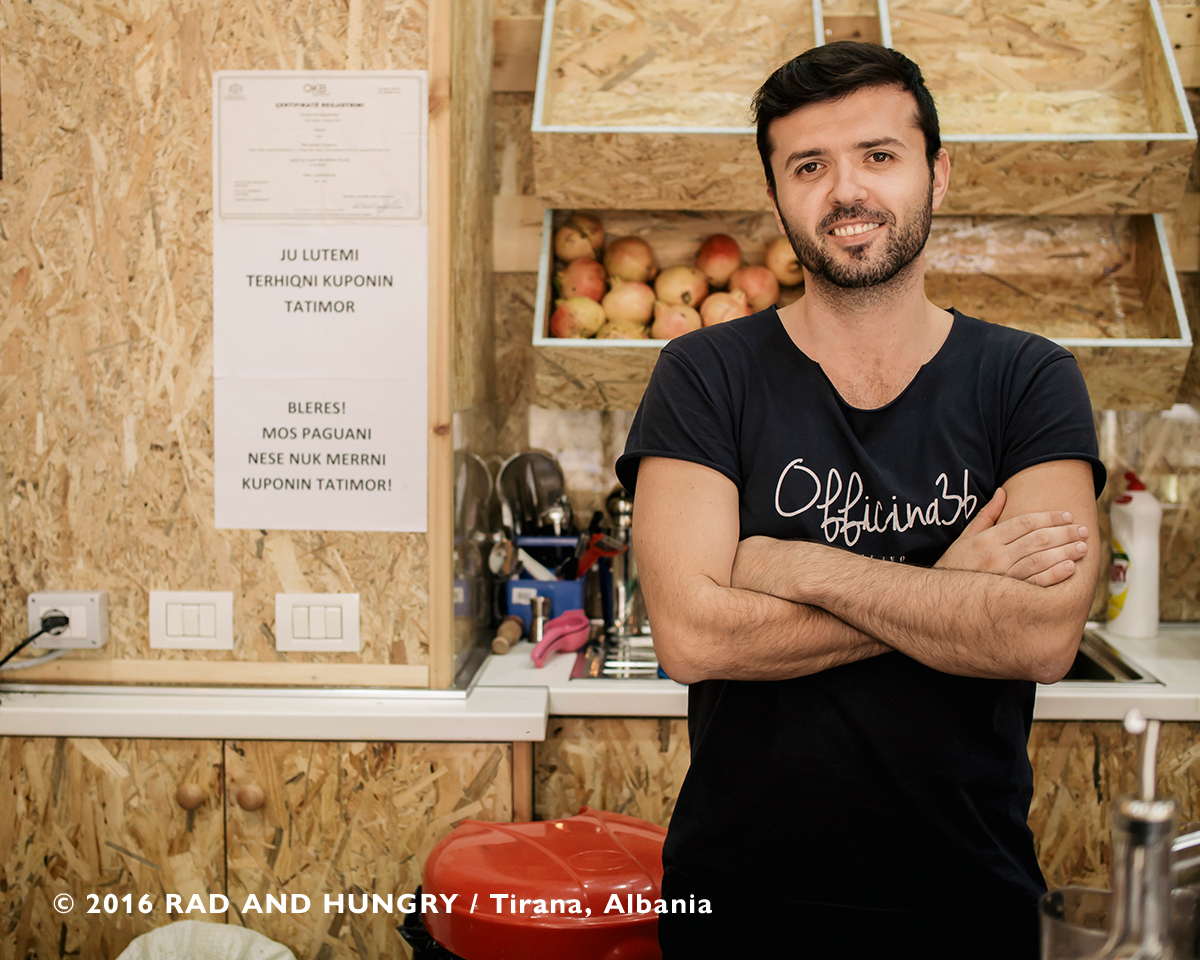 RAD AND HUNGRY: Coelho Juice Bar, Albania 4