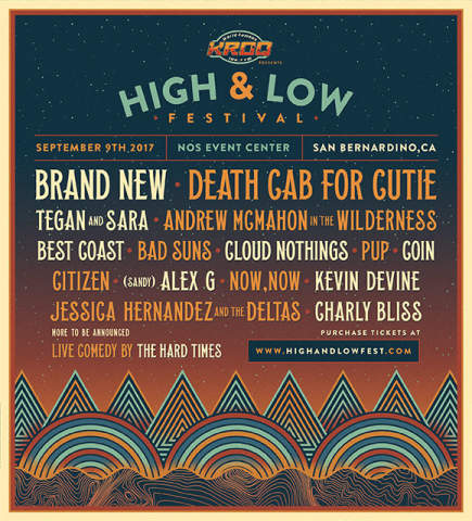 High & Low Festival