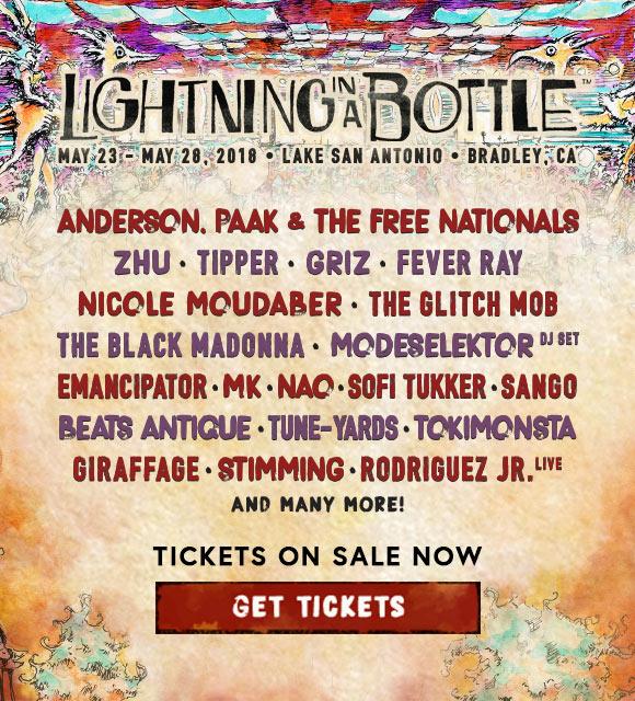 Lighting in a Bottle at Lake San Antonio