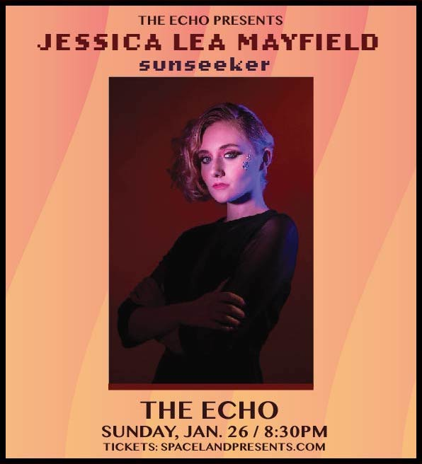 Jessica Lea Mayfield at The Echo