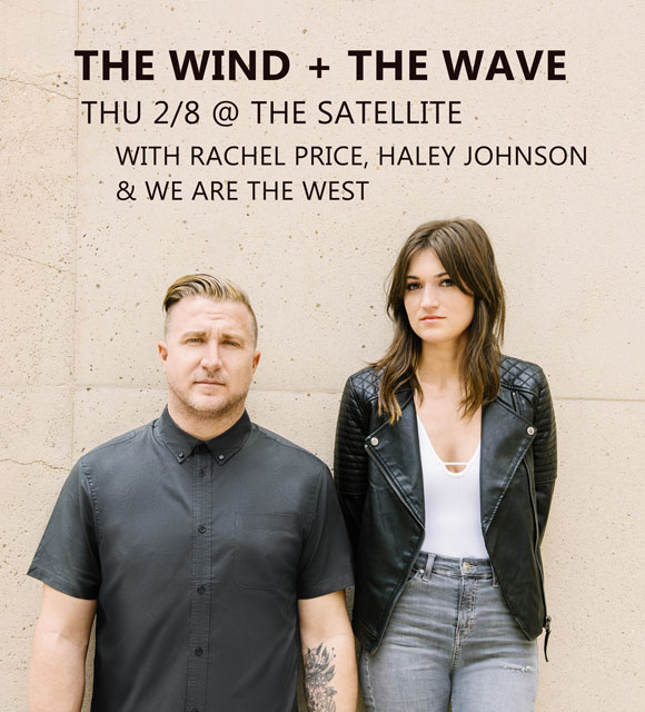 The Wind and the Wave at The Satellite