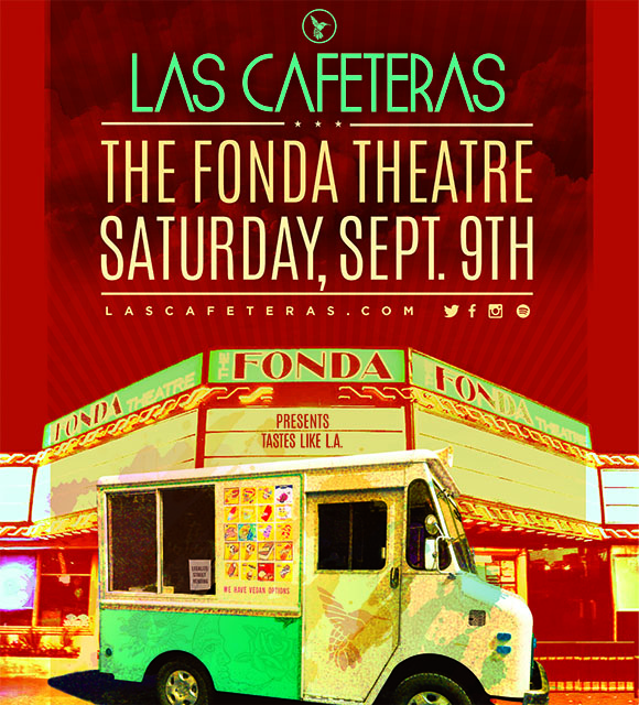 Las Cafeteras at The Fonda Theatre