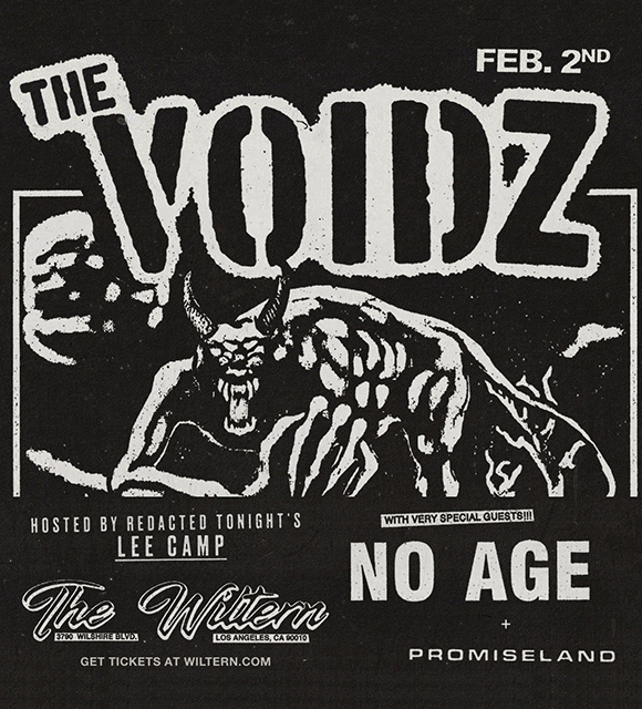 The Voidz at The Wiltern