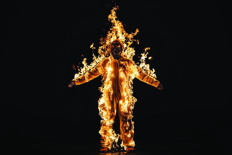 Inextinguishable Fire