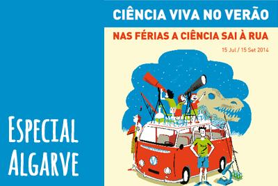Ciência Viva no Verão - Algarve