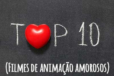 20 filmes romanticos de animação
